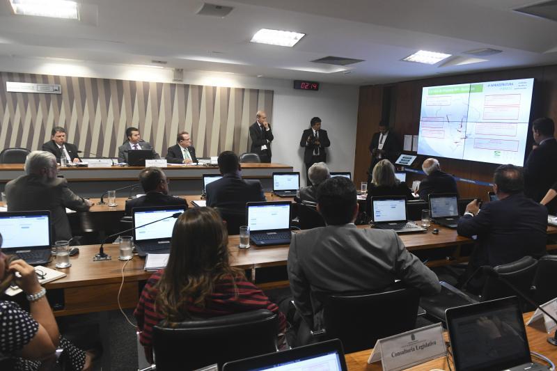 Senadores de MT pedem que ministro priorize chegada dos trilhos da Ferronorte a Cuiabá