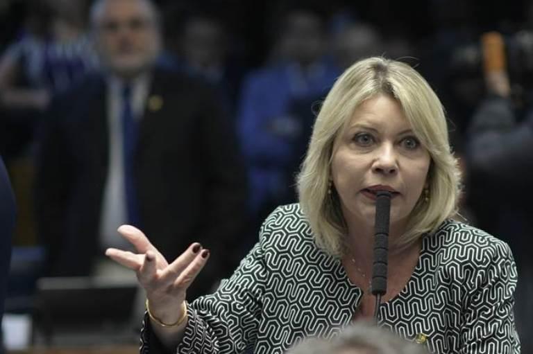 Selma Arruda prevê que reforma da Previdência chegue ao Senado até o fim do semestre