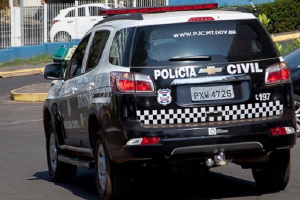 Polícia Civil cumpre prisão de condenada por roubo e tráfico de drogas